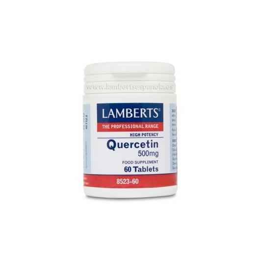 Quercitina 500 mg Lamberts, 60 compresse