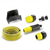 """Kit tubi e avvolgitori  set completo (1/2"""") con supporto tubi per irrigazione"""