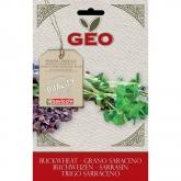 Sementes germinadas de grãos sarraceno Bavicchi GEO, 90g