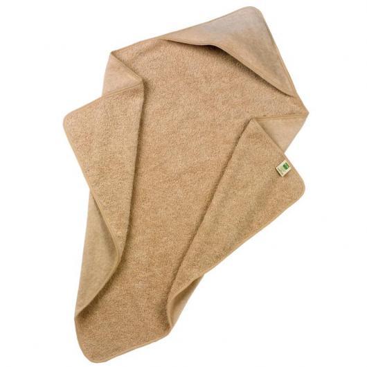 Asciugamano di cotone organico ICO baby 80 x 80 cm