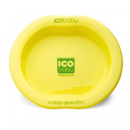 Piatti biodegradabili in mais ICO baby