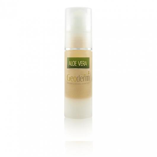 Serum facial Regenerante anti edad Aloe Vera Geoderm 30 ml