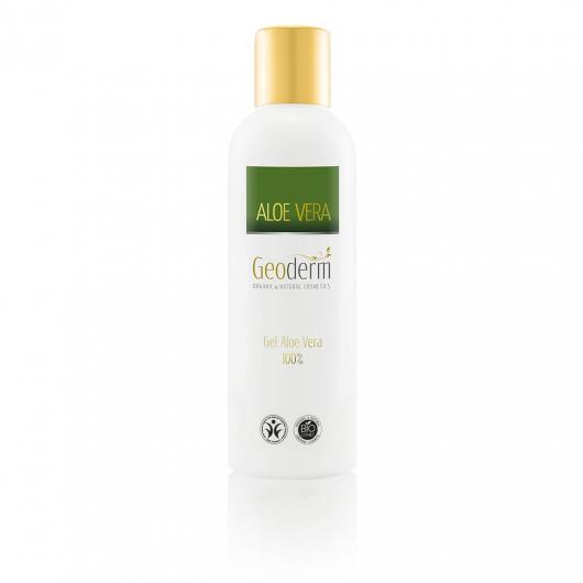 Gel 100 % Aloe Vera ecológico Geoderm 200ml