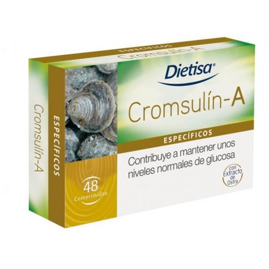 Cromalin- A Dietisa, 48 compresse