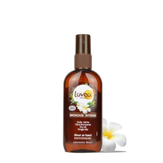 Olio abbronzante di Monoi spray Lovea 125 ml