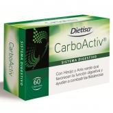 CarboActiv Dietisa, 60 capsule