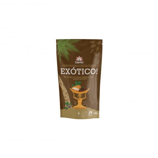 Zucchero di cocco esotico ISWARI 100g