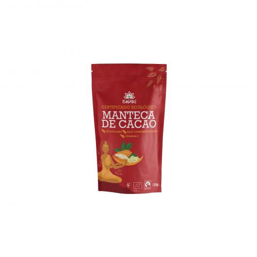 Manteca Cacao ISWARI 125g