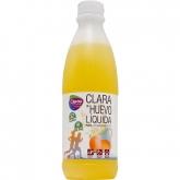 Clara de huevo líquida Clarou, 1 L