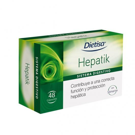 Hepatik Dietisa 48 capsule