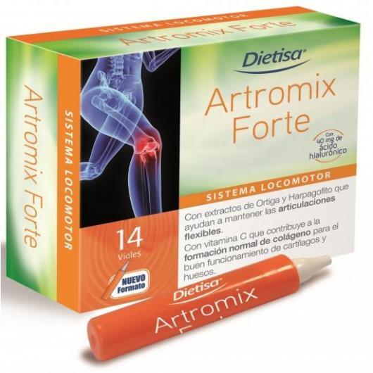 Artromix Forte Unicadose Dietisa, 14 viales
