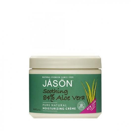 Crema cara y cuerpo Aloe Vera 84% Jason, 113 g