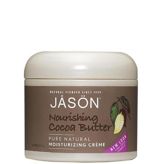 Crême pour Corps et Mains Beurre de Cacao Jason, 113 g