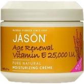 Crema rigeneratrice antietà per corpo Vitamina E 25000 UI Jason, 113 g