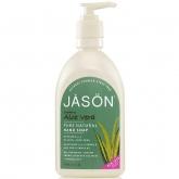 Gel pulizia mano e faccia Aloe Vera Jason, 473 ml