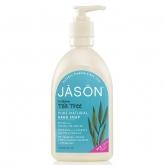 Gel per mani e facciale purificante Árbol del té Jason, 473 ml
