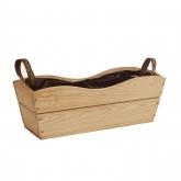 Balconera de madera Léonie