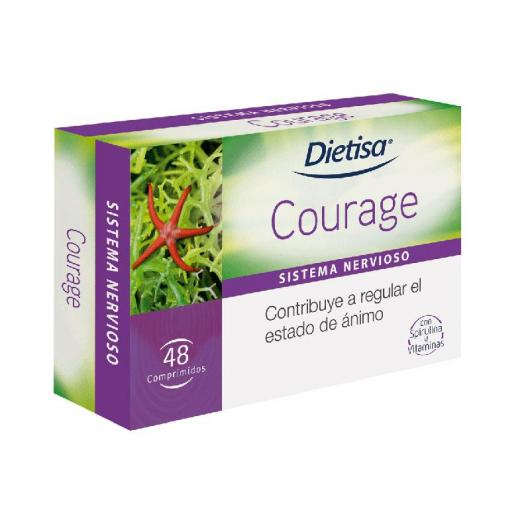 Courage Dietisa, 48 comprimidos