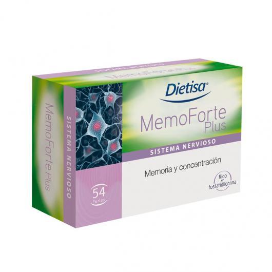 MemoForte Plus Dietisa, 54 perles
