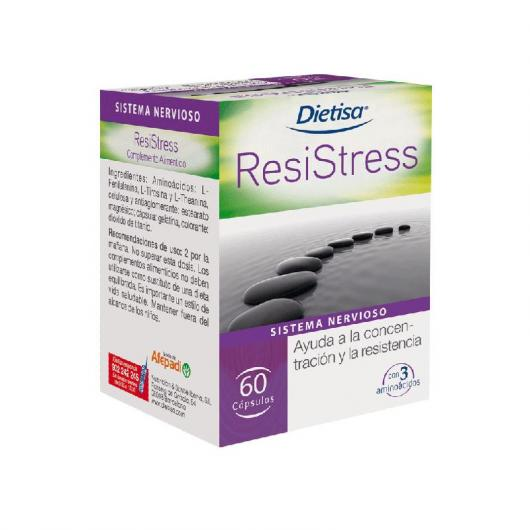ResiStress Dietisa, 60 cápsulas