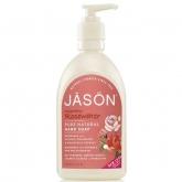 Gel Manos y Cara Agua de rosas Jason, 473 ml
