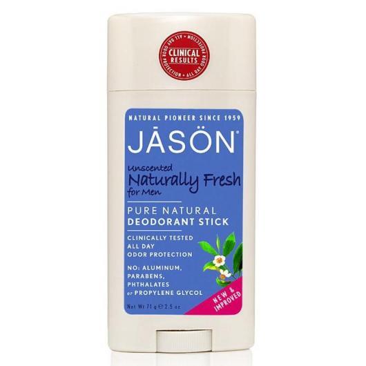 Deodorante stick Naturally fresh per uomo Jason, 71 g