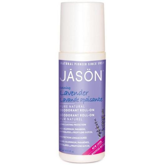 Desodorante roll-on Lavanda Jason, 89 ml