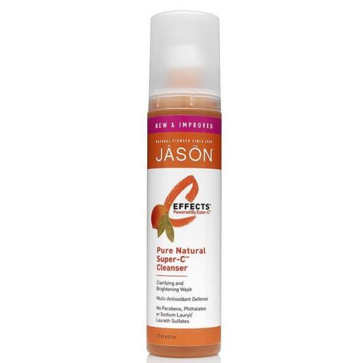 Limpiador facial Super-C® Jason, 177 ml
