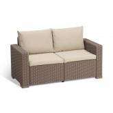 Set mobili California divano a due posti