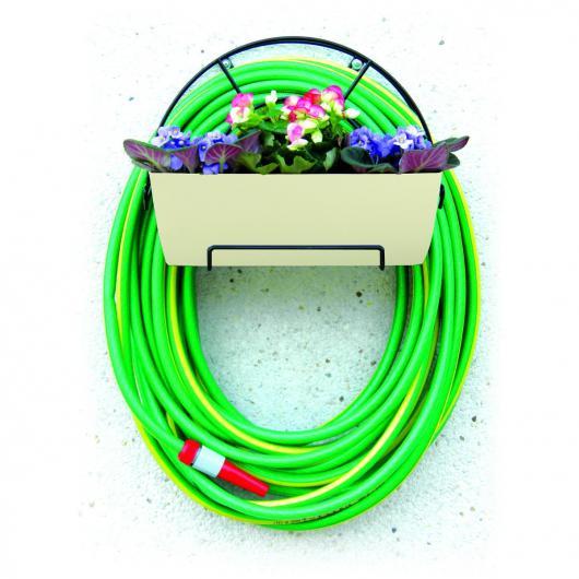 Portavasi e tubo irrigazione