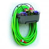 Tubo per irrigazione con supporto portavasi chocolate