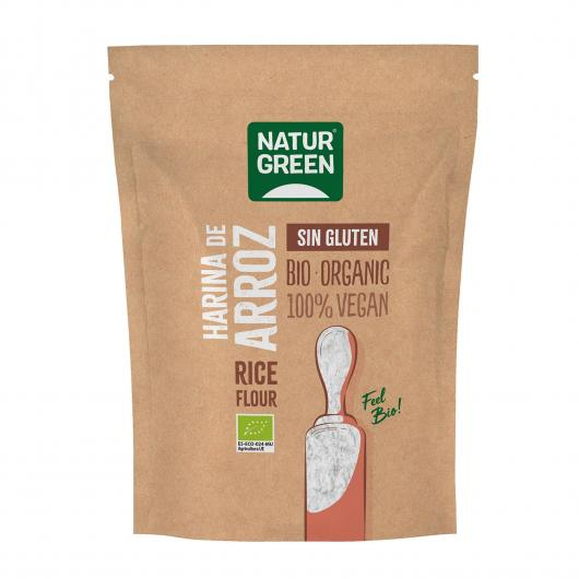 Farine de Riz Bio NaturGreen 400g