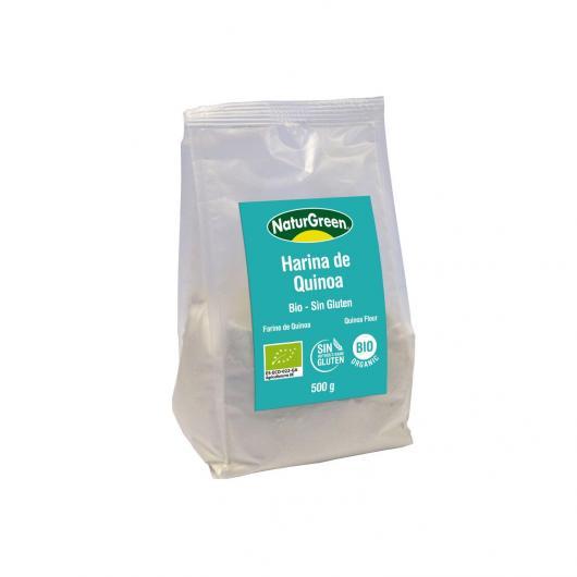 Farina di Quinoa NaturGreen 500g