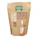 Farinha de Aveia integral Bio NaturGreen 400 g