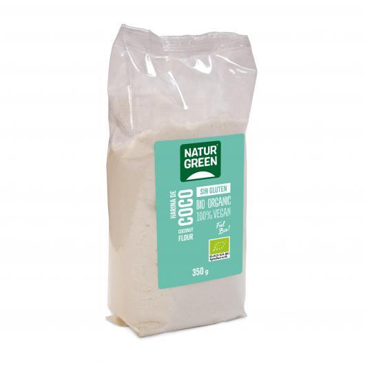Farina di Cocco Bio NaturGreen 350g