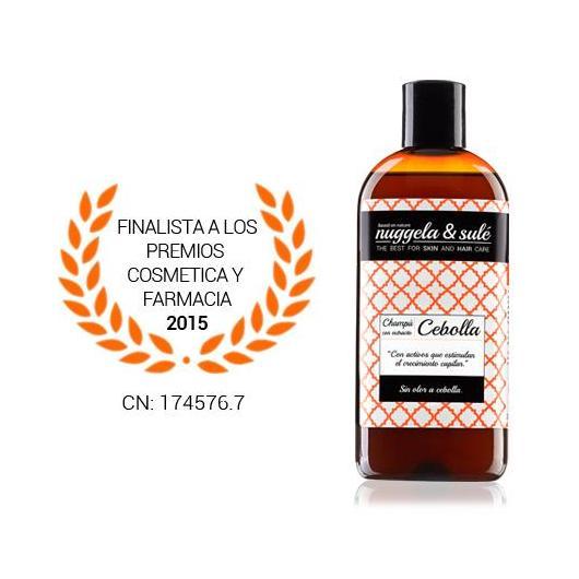 Shampoo Premium anticaduta capelli Nuggela & Sulé, 250 ml