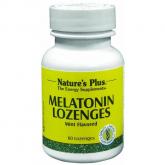 Melatonina 1,5 mg con Vit B6 Nature's Plus, 60 compresse divisibili