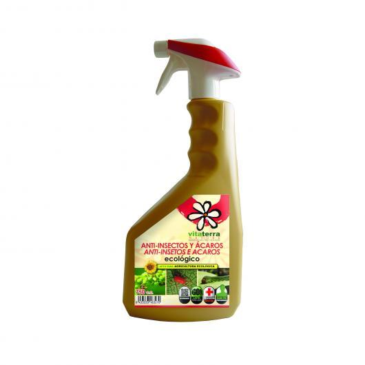 Anti-insetti e acari uso perfetto Vitaterra