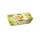 Dessert Quinoa con Vaniglia NaturGreen, 2 X 125 g
