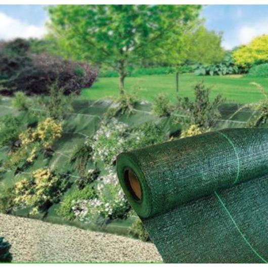 Malla anti-hierbas verde 90g/m2