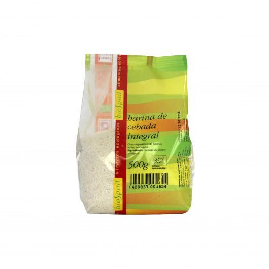 Farina di orzo integrale 500 g bio Biospirit
