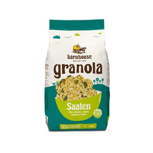 Granola con Semi bio Barnhouse 375 g