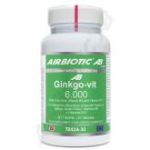 Ginkgo Vit 6000 mg Airbiotic, 30 compresse