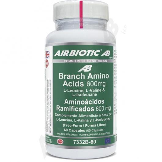 Aminoacidi ramificati 600 mg Airbiotic, 60 compresse