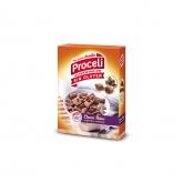 Cereales de chocolate sin gluten Choco bites rellenos Proceli, 225 g