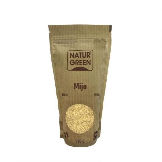 Mijo Bio Naturgreen, 500 g