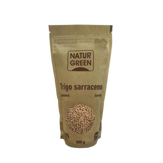 Trigo sarraceno bio Naturgreen, 500 g