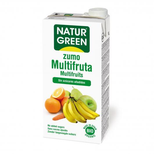 Succo multi energetico Naturgreen
