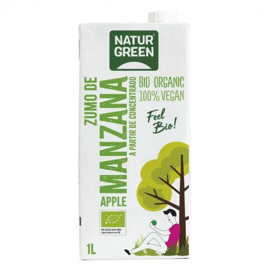 Zumo de Manzana Naturgreeen