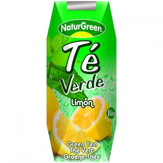 Thé Vert avec Citron NaturGreen